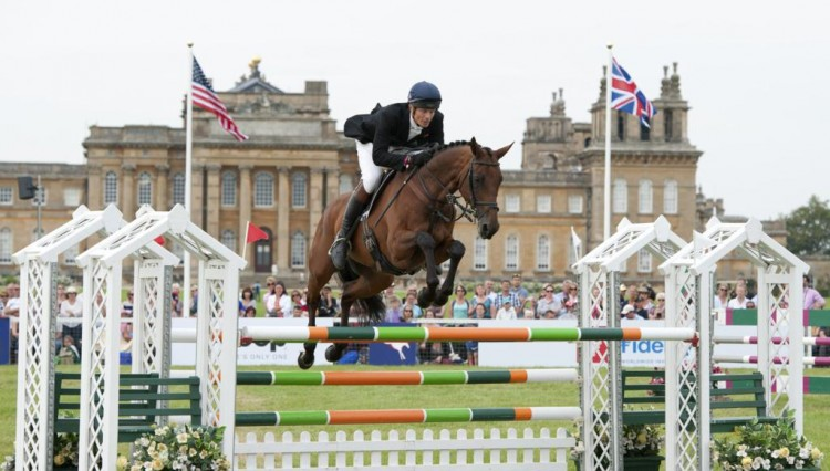 William fox pitt seacookie Blenheim cci3star winner2012 1754 x 1240 750x426 - Over 70,000 attend Blenheim
