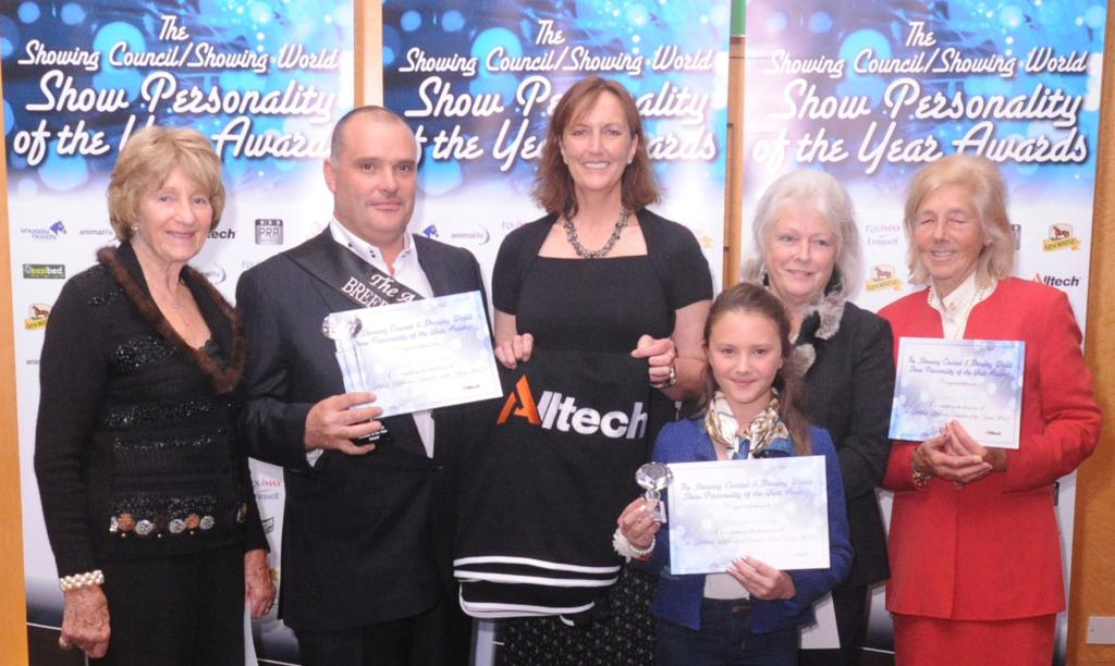 Alltech Breeder of the Year 2012 winners finalists - Close Finish for 2012 Alltech Breeder of the Year