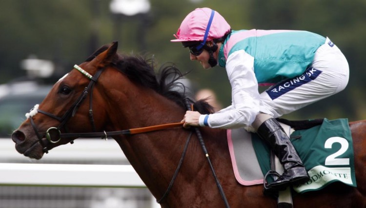 Frankel ridden by Tom Queally 750x426 - FRANKEL: Thirteen Facts, Thirteen Wins and Just Days to Go!