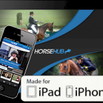 Horsehub Made For iOS 150x150 - Equestrian Vision Now Available On Horsehub App