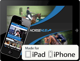 Horsehub Made For iOS - Equestrian Vision Now Available On Horsehub App