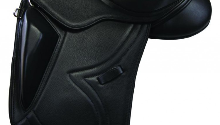 Merlin petite small 750x426 - The Merlin – new petite dressage saddle from Sue Carson Saddles