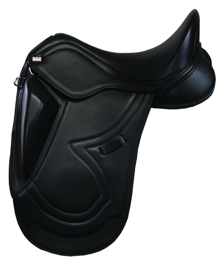 Merlin petite small - The Merlin – new petite dressage saddle from Sue Carson Saddles
