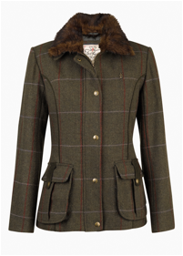 Jack Murphy Short Jacket - Tweed is the Winning Ticket