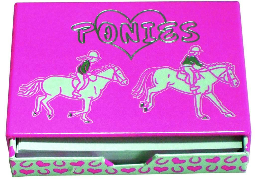 Notelets - Children's Christmas Gifts from EquestrianClearance.com