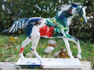 Patty's painted pony