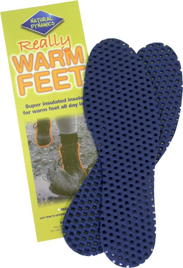 Really Warm Feet Stocking Filler Nov 08 img 1 - New Equine Wear Really Warm Feet