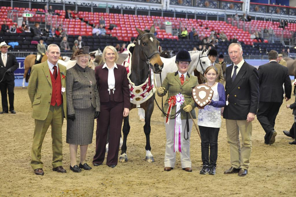 VeteranOLYMPIA11kh  0382. LR - The Veteran Horse Showing and Dodson & Horrell Show Championships at Olympia
