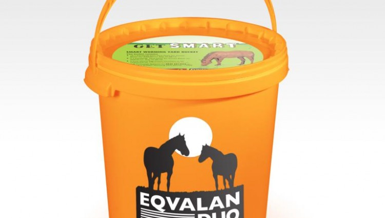 Bucket EqvalanDuo High Res 750x426 - Eqvalan® Duo SMART Worming Yard Bucket plus FREE WECs