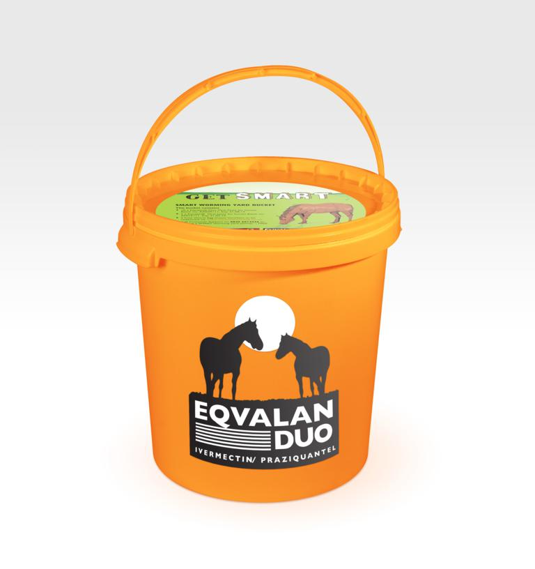 Bucket EqvalanDuo High Res - Eqvalan® Duo SMART Worming Yard Bucket plus FREE WECs