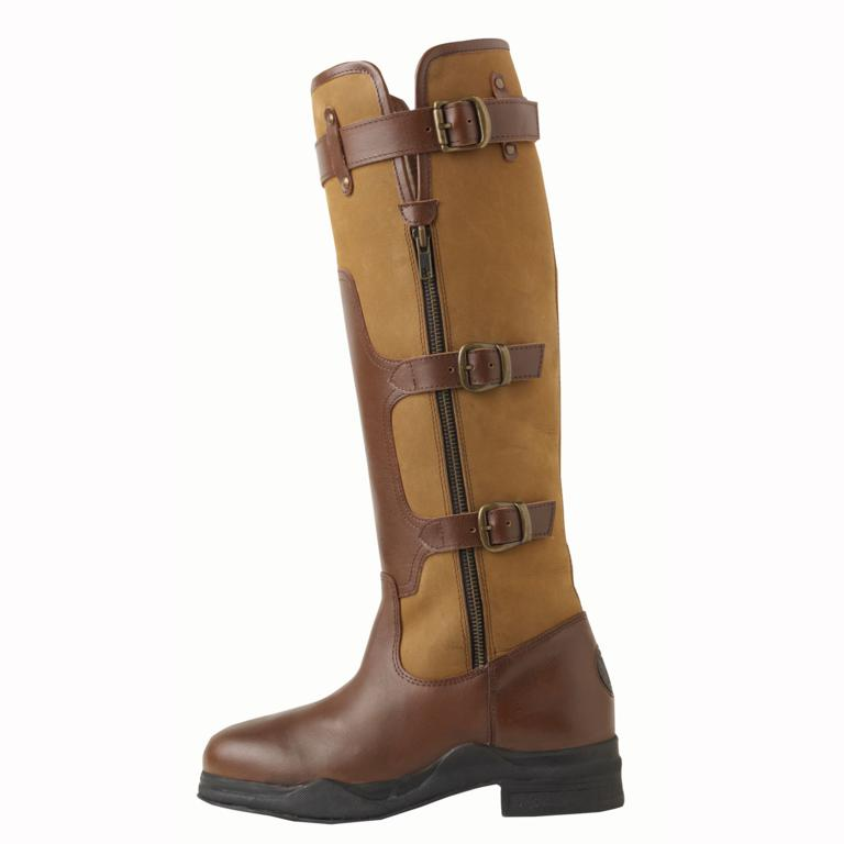 Newtyle - Treat yourself this Christmas to a pair of Luxury Kinpurnie Newtyle Boots from DERBY HOUSE.