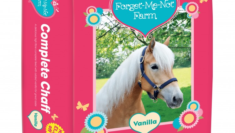 Forget Me Not Farm Vanilla 750x426 - Forget-Me-Not Farm Helps Horse Charity