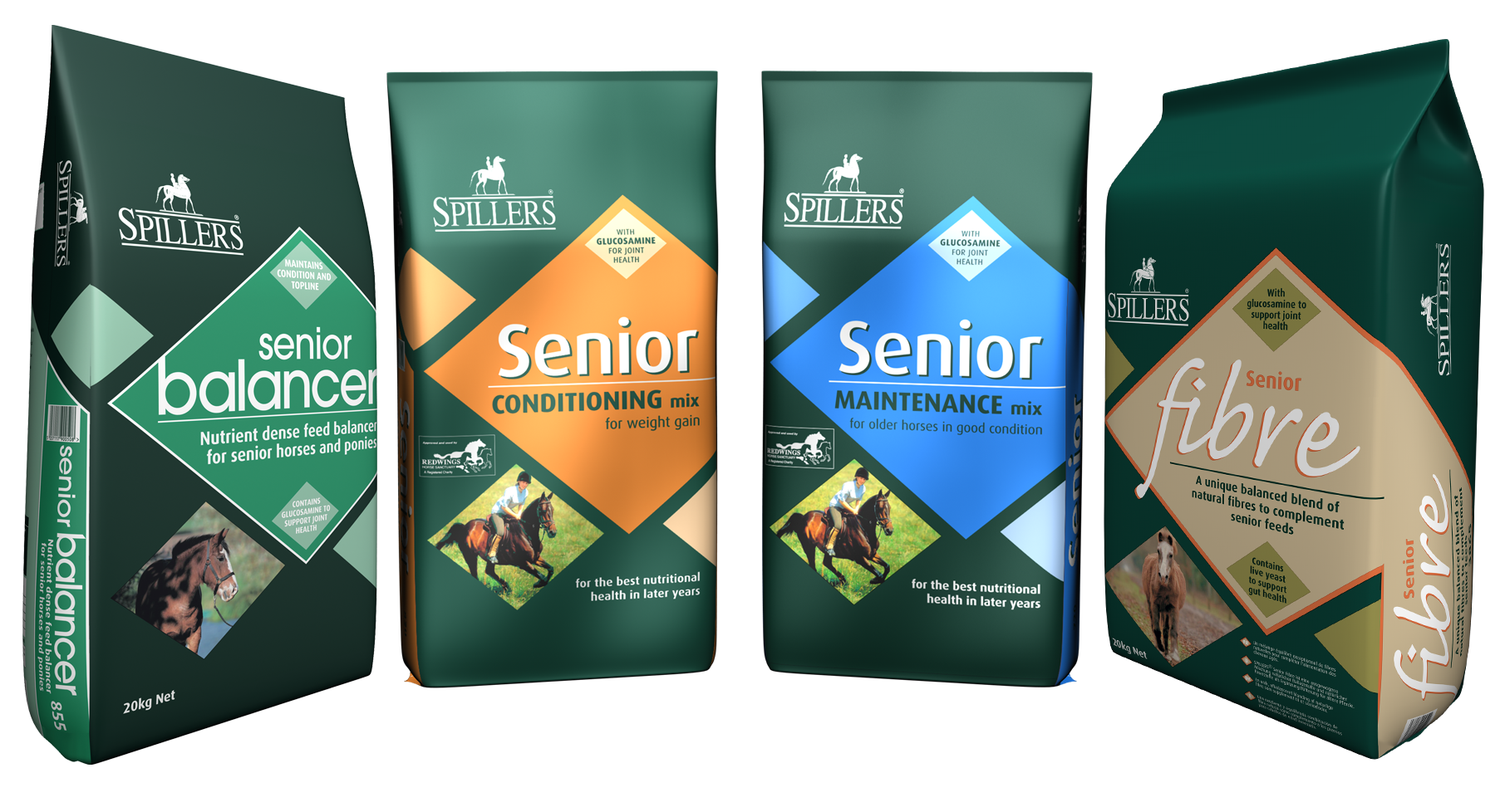 SENIOR Range - SPILLERS® Senior – the easy way to keep every oldie in shape