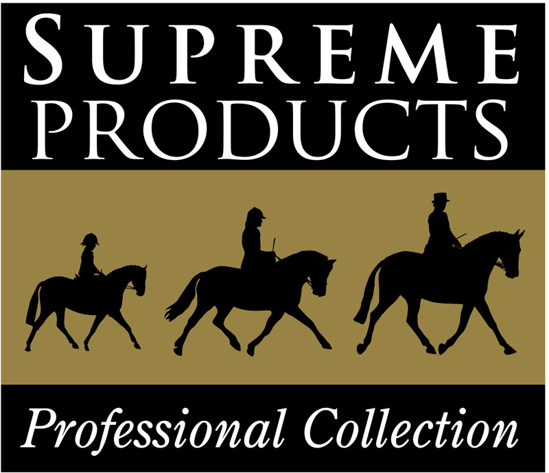 LOGO supreme professional - Supreme Products Turnout Masterclass at Town and Country Supplies Open Weekend
