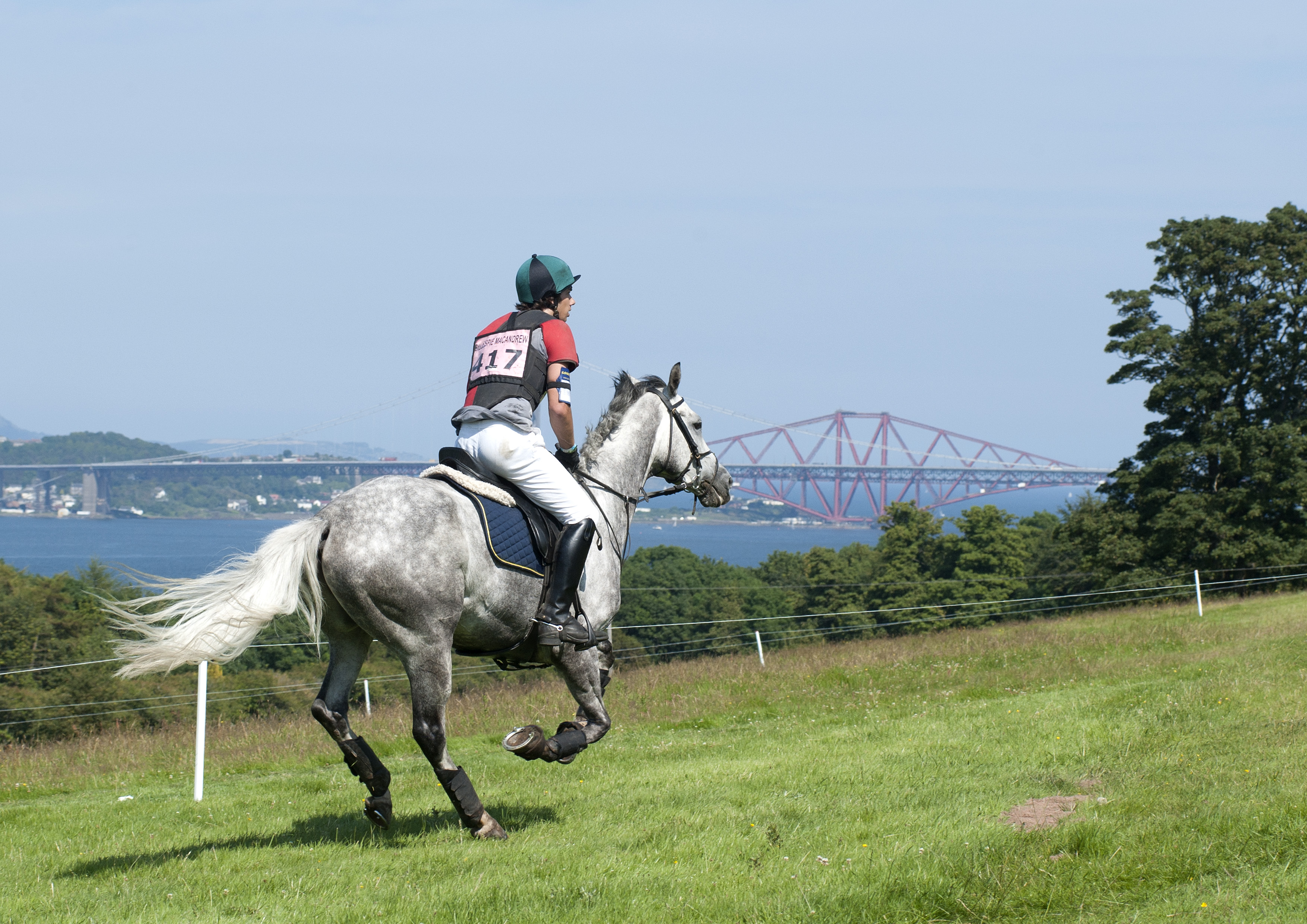 Hopetoun rider - Hopetoun to host two Equine events in 2013.