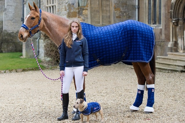 Sophie Beaty Equestrian Clearance Model photo copyright Adam Fanthorpe 640x426 - Q&A with BE rider and model Sophie Beaty