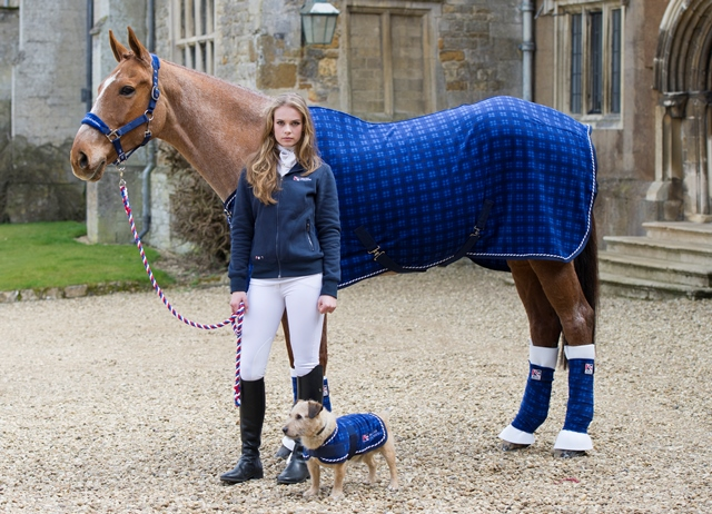 Sophie Beaty Equestrian Clearance Model photo copyright Adam Fanthorpe - Q&A with BE rider and model Sophie Beaty