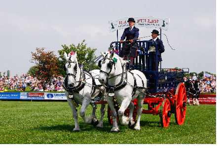 Lincoln Show Low Res - Lincolnshire Show hailed as great success and sun shines on Royal visit