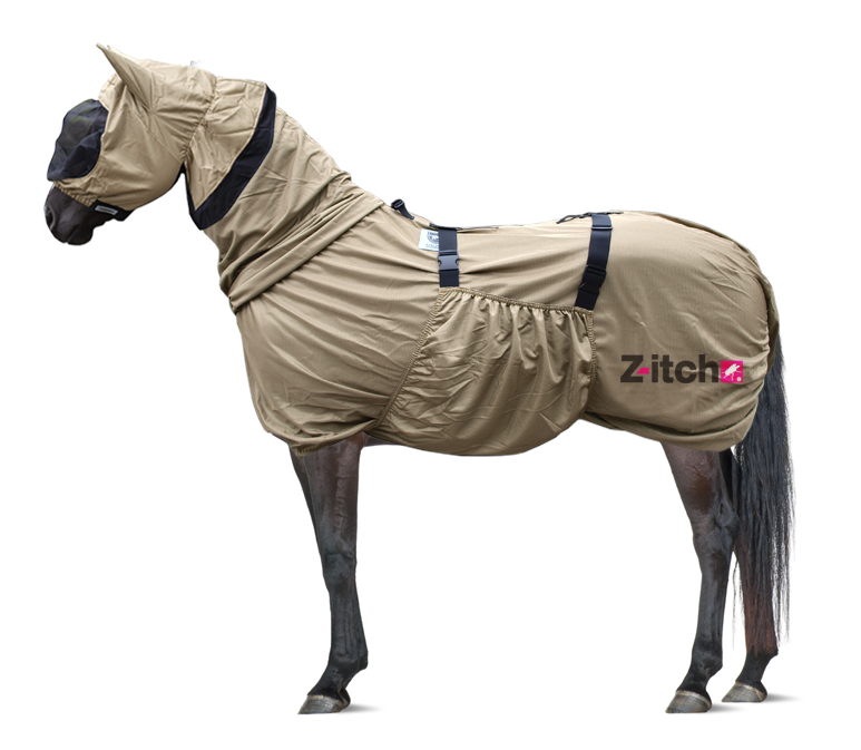 Rug Z itch - Sweet itch? Z-itch has it covered with the new Sweet Itch Rug