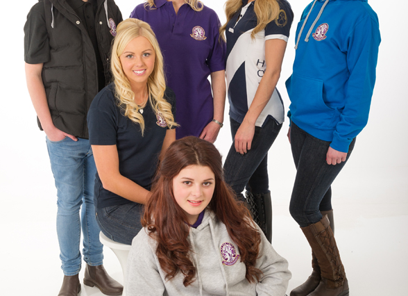 HOYS Supreme Model of the Year Last years winners Photo by Nico Morgan2 588x426 - Horse of the Year Show is on the look-out for its next official merchandise models