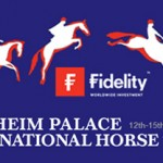 Blenheim Horse Trials logo