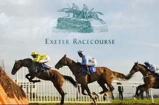Exeter Racecourse - Love Racing Love Horses at Exeter Racecourse