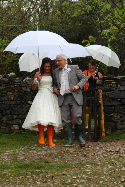 Grubs Wellies - A Muddy Match Made in Heaven