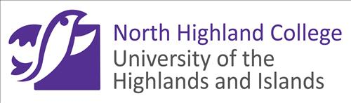 North Highland College new college logo - Rein it in with a top-quality education