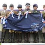 Winning BCBE100U18 Team, Weston Park, Oct 2013