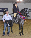 BSPS Rider Award - Emma-Jayne Takes BSPS Rider of the Year Award