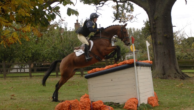 Harriet Maurice Baumber 750x426 - Success for Harriet and Olympic Belle