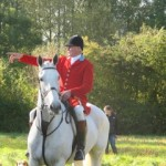 Huntsman Richard Chapman 150x150 - SNH Opening Meet at Hoveringham Hall courtesy of Sir Edward and Lady Helen Nall