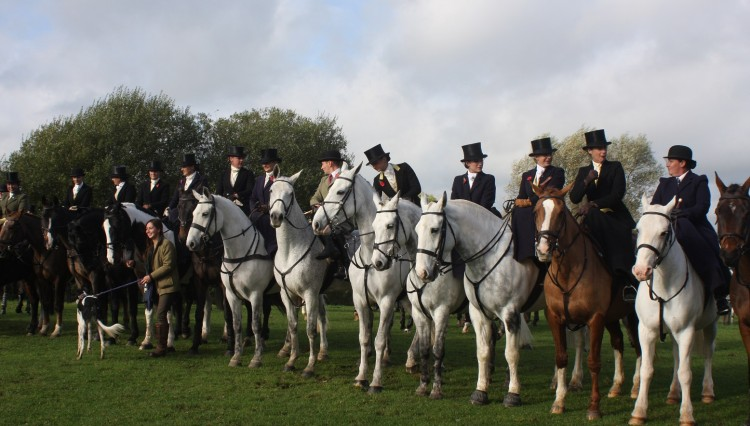 IMG 3294 Copy 750x426 - Quorn Hunt Opening Meet Friday 25th October 2013