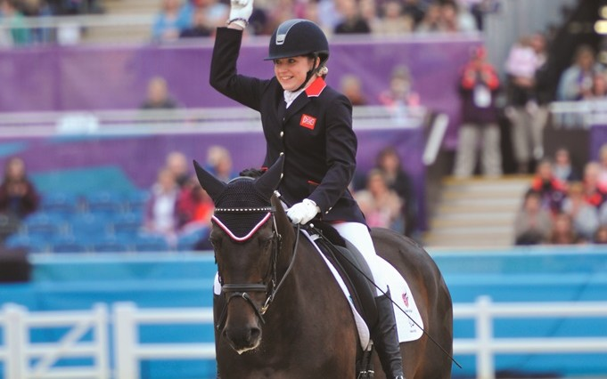 Natasha Baker 681x426 - Science Supplements Sponsor Olympic Gold Medal Para Dressage Rider Natasha Baker