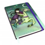 230ec13 hardcover notebook - the runaway-angled-hr