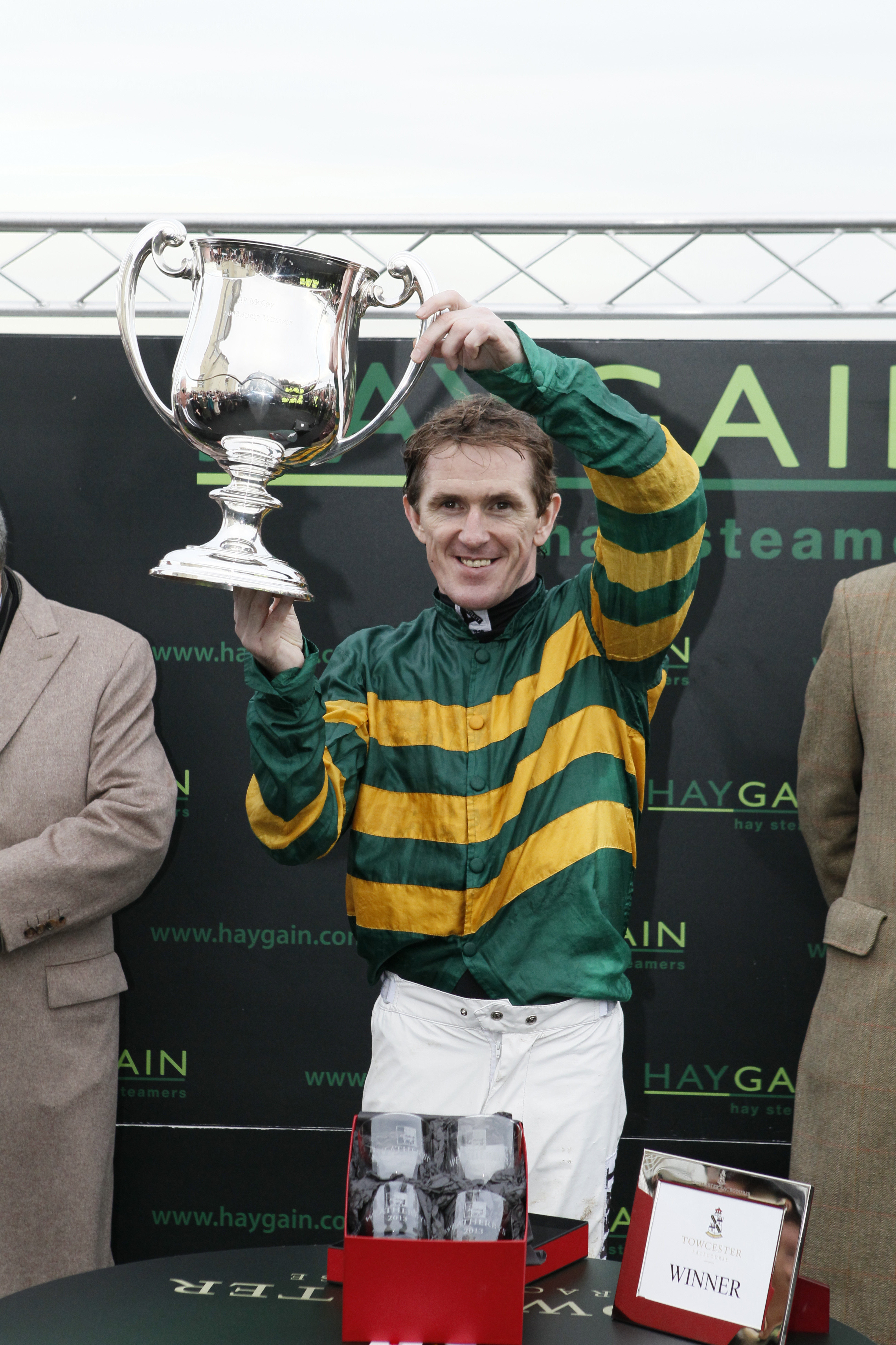 A P McCoy - An Incredible 4000 Wins for AP McCoy