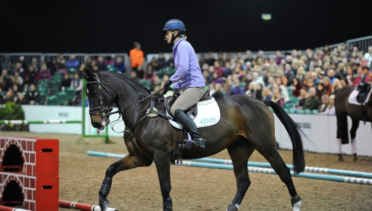 YHL 2013 Lucinda Fredericks 750x426 - Your Horse Live 2013 – A Major Success