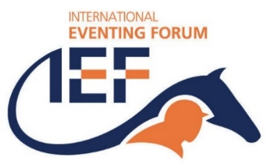 International Eventing Forum Logo - Speakers announced for the 2014 International Eventing Forum.