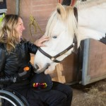 Sarah and Gypsy 2 150x150 - Paraplegic former jockey seeks horse for charity challenge
