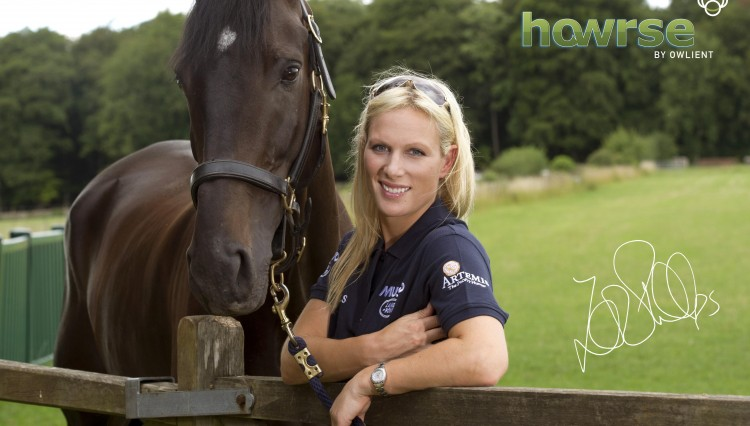 Zara Phillips 750x426 - HOWRSE celebrates 50 million players and introduces Zara Phillips as official game endorser