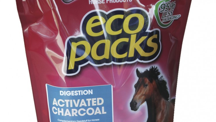 activated charcoal ecopack 1kg copy 750x426 - Activated Charcoal is now available from Equimins