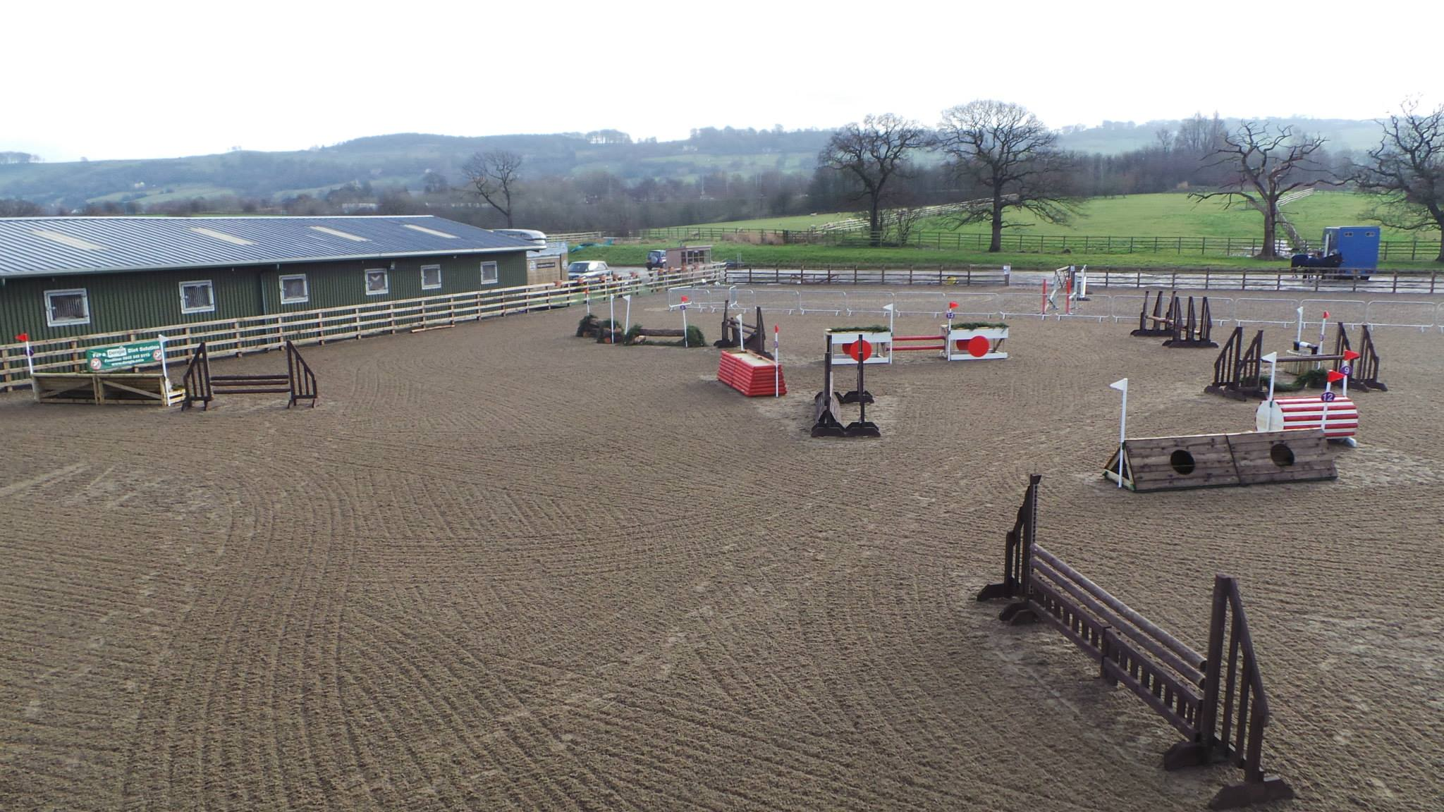 northcote stud - Grub's Sponsor Arena Eventing Series at Northcote Stud Equestrian Centre