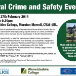 rural crime and safety event