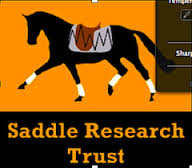 saddle research trust logo - Discover the importance of horse, saddle and rider interaction