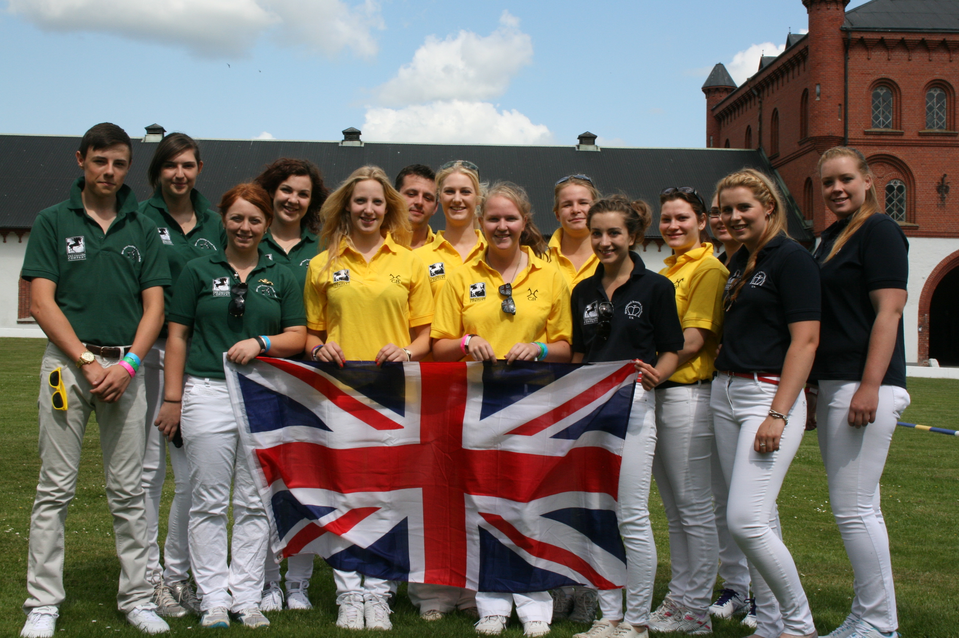 team GB - Charity Boosts British Young Breeders