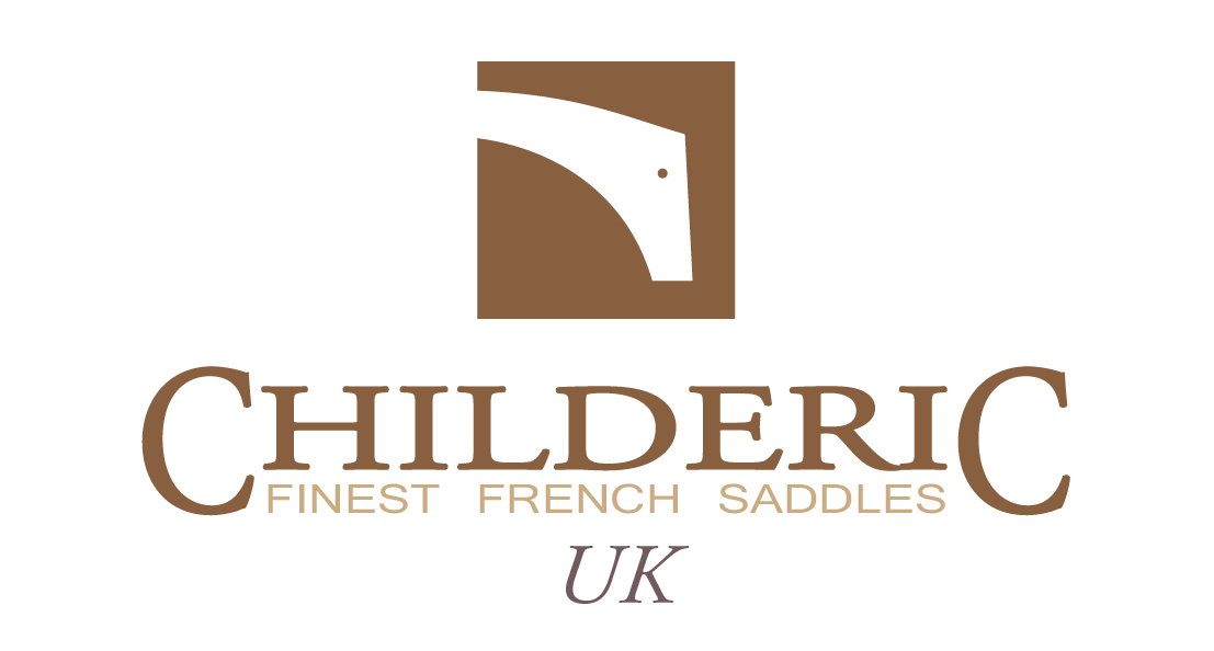 Childeric logo - Childéric Saddles UK Return To Sponsor Little Downham Horse Trials