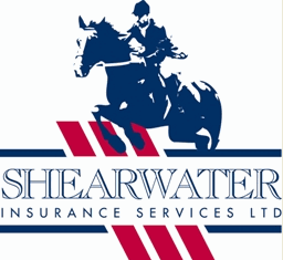 Shearwater Logo - Shearwater support grassroots riders at Badminton!