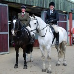 Jess and Mum Copy 150x150 - Riders from Leicestershire & N. Yorkshire win at National Riding Schools Championships