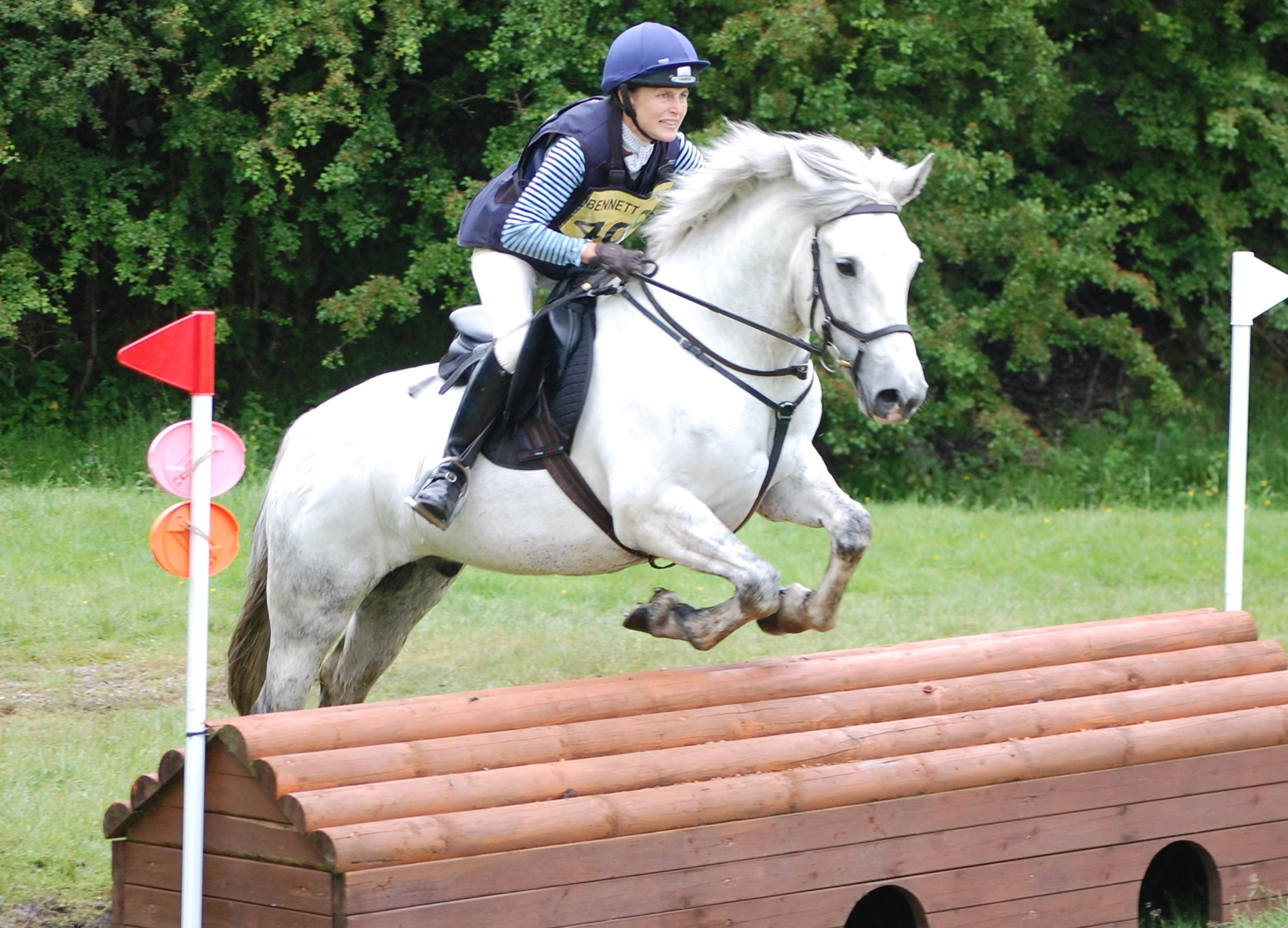 Skipton2 - GRUBS makes a Splash at Skipton Horse Trials
