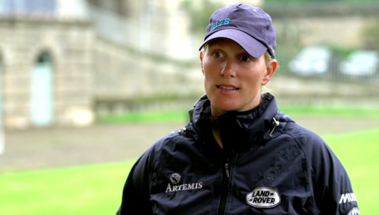 ZaraPhillips 750x426 - Zara Phillips talks about her selection for Alltech FEI World Equestrian Games 2014